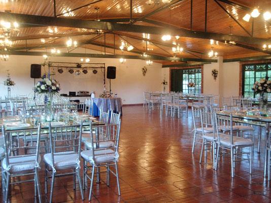 salón para matrimonio en cajicá