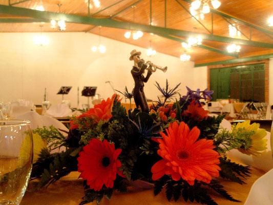 salón de celebración de grado en cajicá