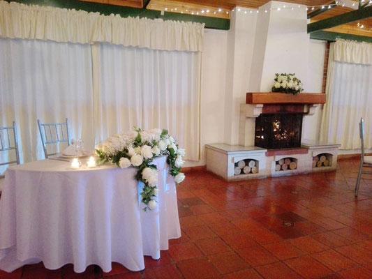 salón para matrimonio cajicá bogotá