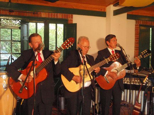 recepción 70 años en Cajicá
