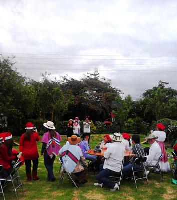lugar para celebración de fin de año en Cajicá