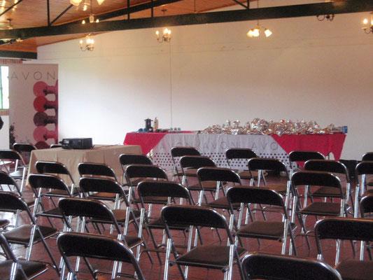 salón para conferencias