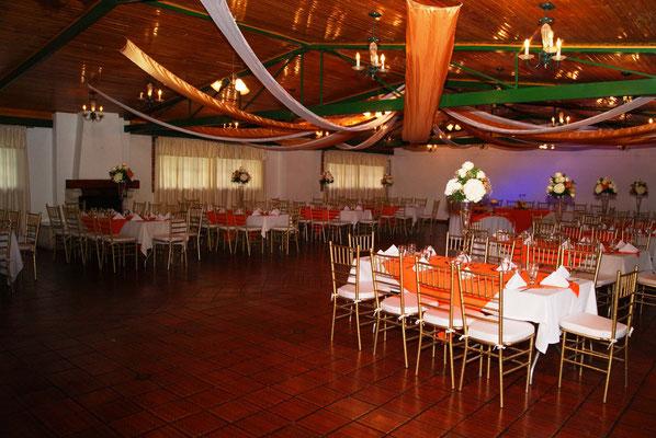 decoración boda cajicá