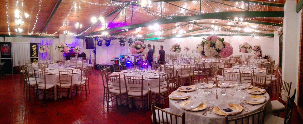 decoración para bodas bogotá
