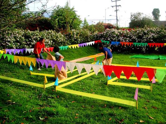 fiesta infantil en Cajicá