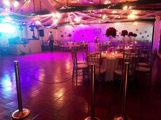 salón para celebración cumpleaños cajicá