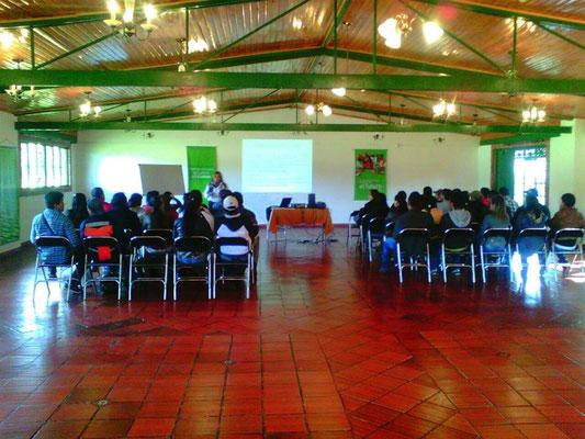 salón para capacitaciones empresariales en Cajicá