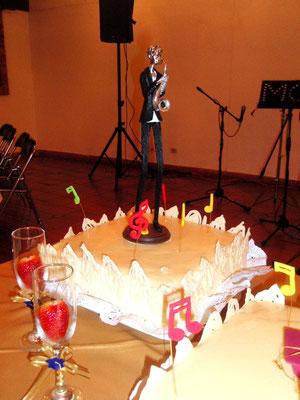 torta de grado en Cajicá