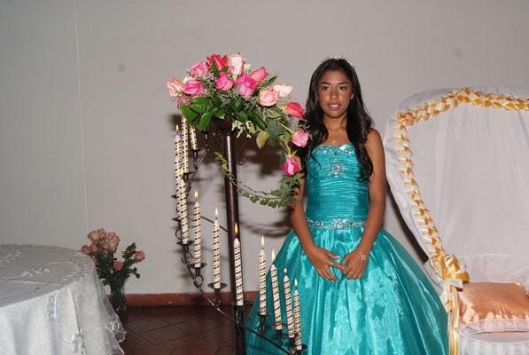 fiesta de 15 años en Cajicá