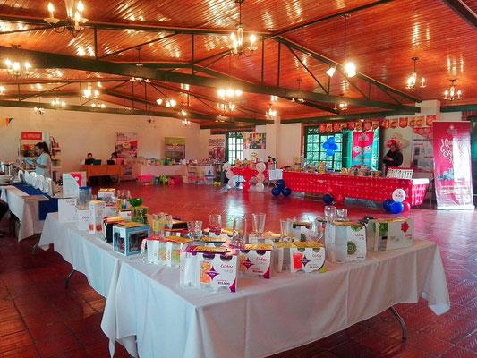 Salón de eventos reunión empresarial cajicá
