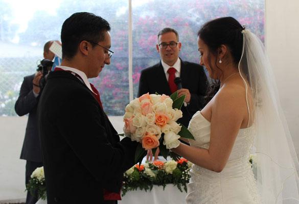 Eventos Casa El Misterio Cajicá Boda Matrimonio ramo de novia