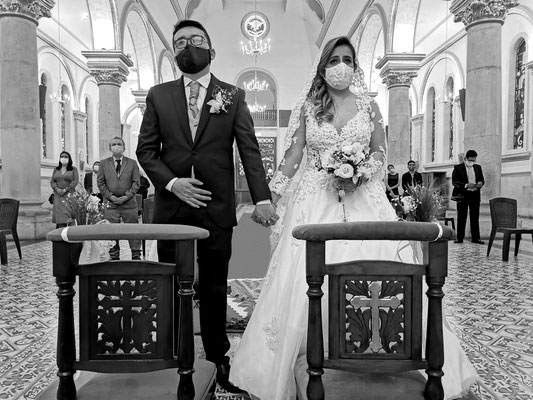 Matrimonio en pandemia Cajicá