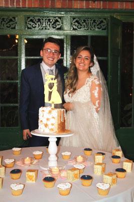 Novios boda cajicá
