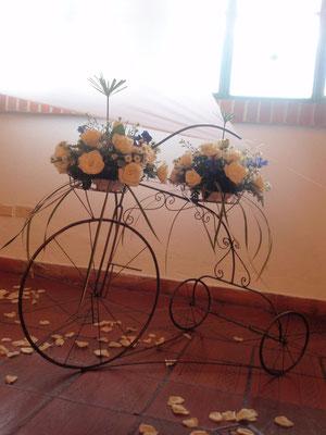 Decoración matrimonio en Cajicá