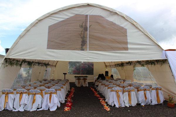 Eventos Casa El Misterio Cajicá Boda Matrimonio decoración