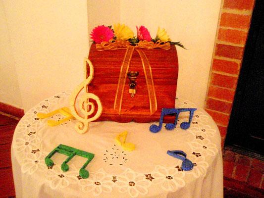 decoración de grado en Cajicá