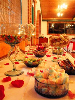 mesa dulce matrimonio en cajicá