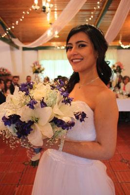 Ramo de novia Cajicá - Decoración flores