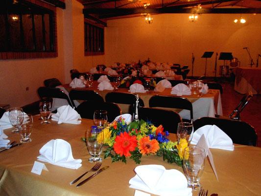 lugar para recepción de grado en Cajicá