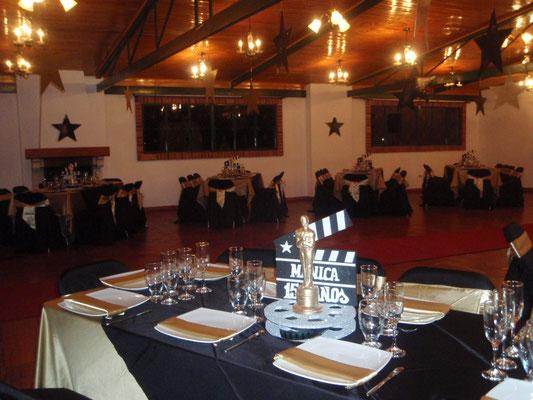 15 años premios oscar en Cajicá