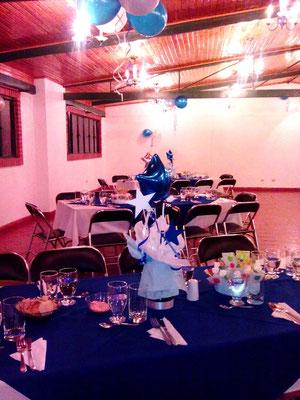 lugar para fiesta de grado en Cajicá