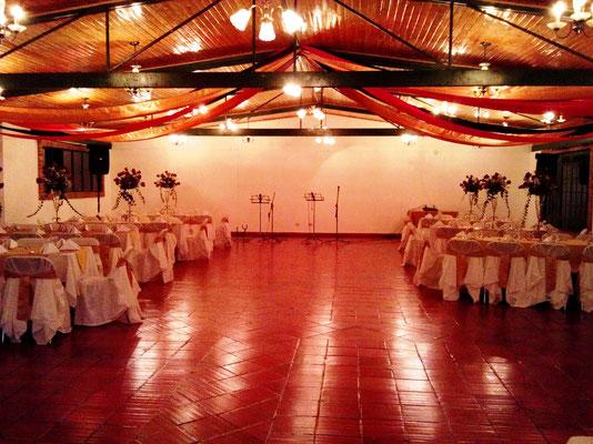 salón para cumpleaños en Cajicá