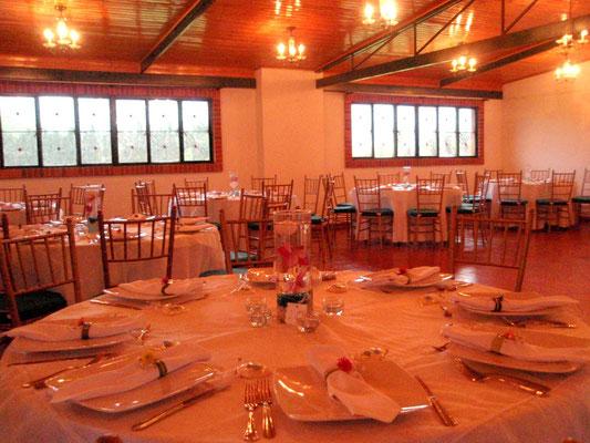 lugar para recepción boda en cajicá