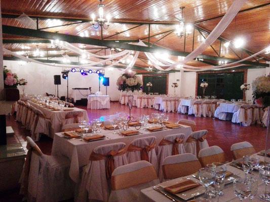 Salón Eventos Casa El Misterio Cajicá Boda Matrimonio