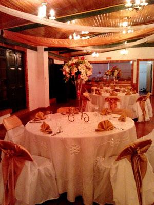 salón para 15 años en Cajicá