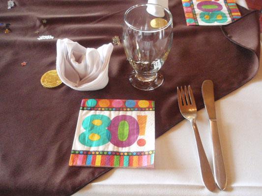 celebración 80 años