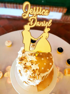 Torta boda Cajicá