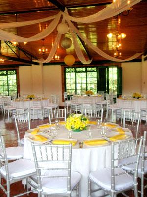 decoración boda en cajicá