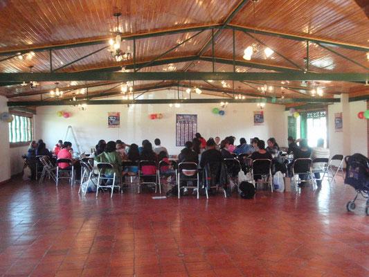 salón para reuniones empresariales