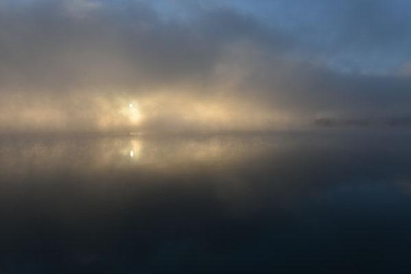 Morgenstimmung am Faaker See