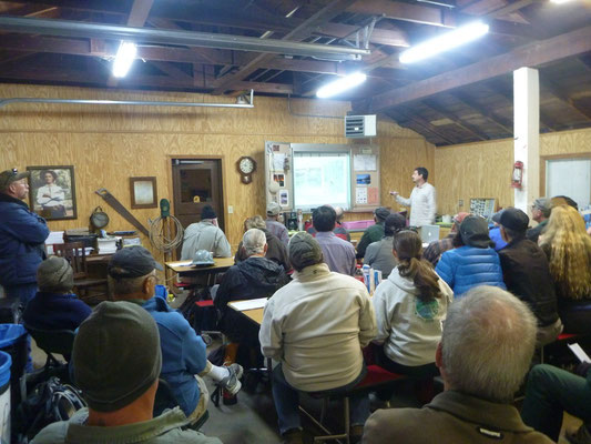 Powerpoint on rigging safety for the San Gabrial Mountains Trail Builders, CA, 2012