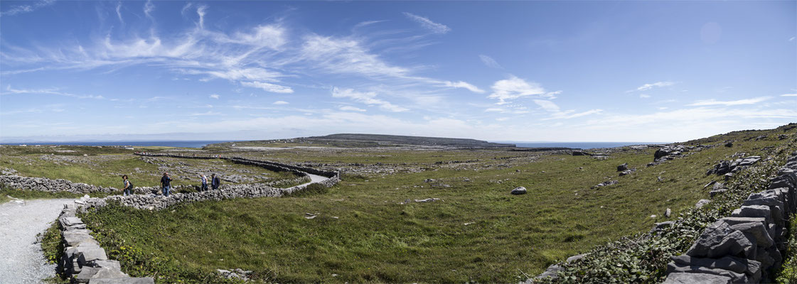 Dún Aengus, Inish More, Aran Islands.