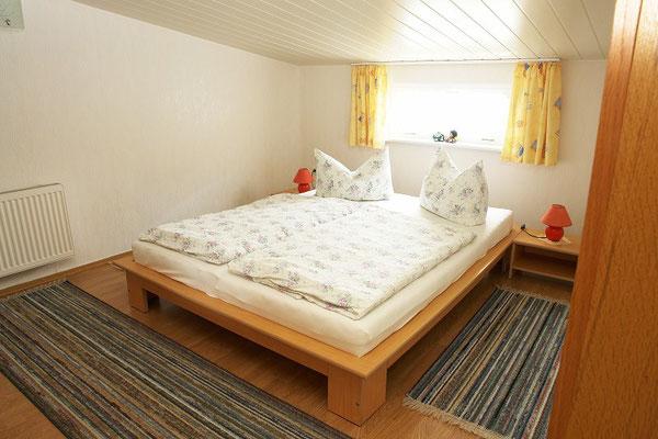 Ferienwohnung in Thomsdorf - Schlafzimmer