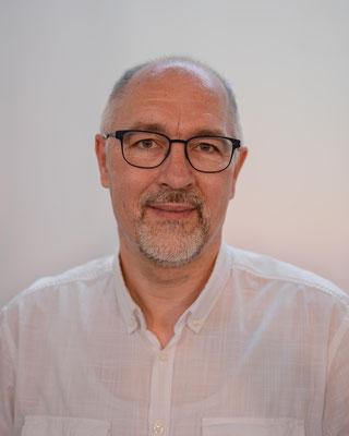 Gemeindeältester Björn Sandrock