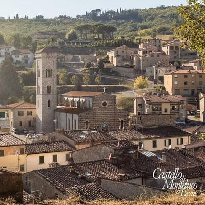 Gaiole in Chianti [photo credit Chris Smith]