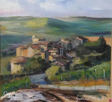 «PAESINO IN CHIANTI» [The Artist]
