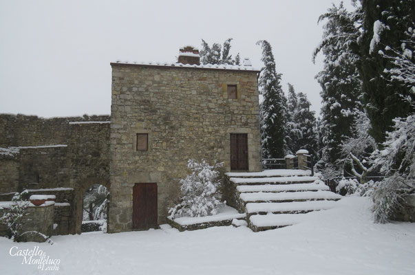Il «Nibbio» sotto la neve • The «Nibbio» under the snow [Susanna Cioni ®]