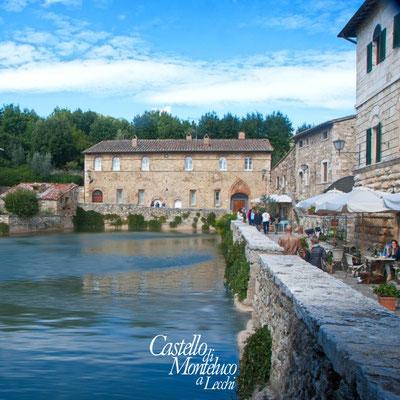 Terme di Bagno Vignoni • Bagno Vignoni Spa (Siena)