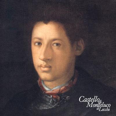 Alessandro I° de' Medici «il Moro», Duca di Firenze • Alessandro «the black», Duke of Florence (1510/1537)