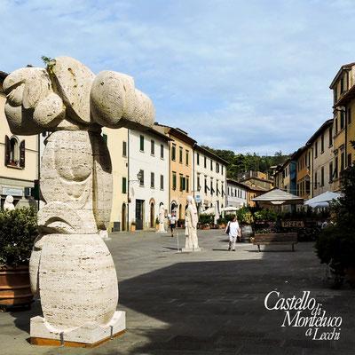 Gaiole in Chianti [photo credit Mirella Bruni]