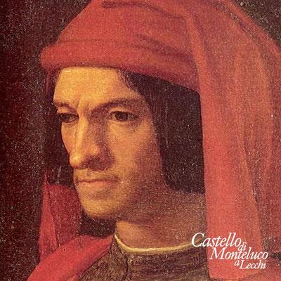 Lorenzo de' Medici «il Magnifico»   Lorenzo «The Magnificent» (1449/1492)