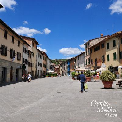 Gaiole in Chianti [photo credit Batuceper]