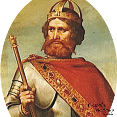 "Federico I° Barbarossa • Frederick I° ""Barbarossa"""