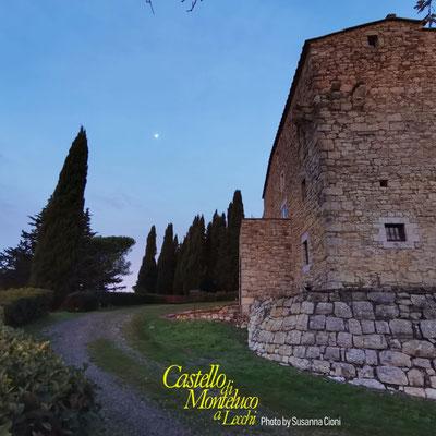 Sunrise at Monteluco by Susanna Cioni [Castello di Monteluco®]