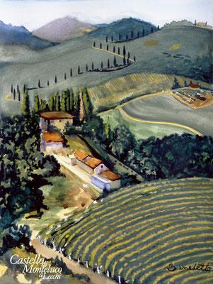 «CHIANTI, ITALY» [Tony Bennet]