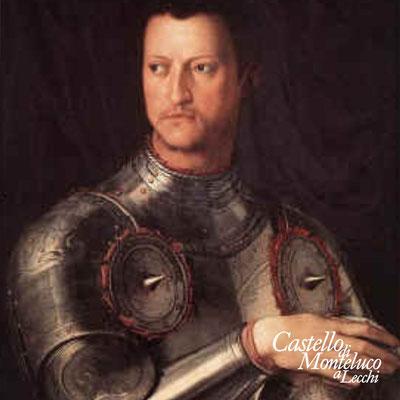 Cosimo I° de' Medici «il giovane», Granduca di Toscana • Cosimo I° «the young», Grand Duke of Tuscany (1519/1574)